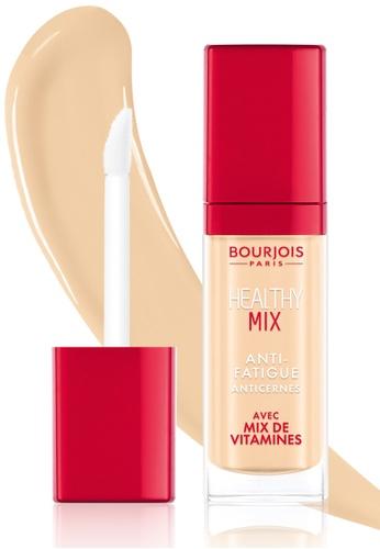 BOURJOIS beige Bourjois Healthy Mix Anti-Fatigue Concealer #51 Light BO885BE72PHVSG_1