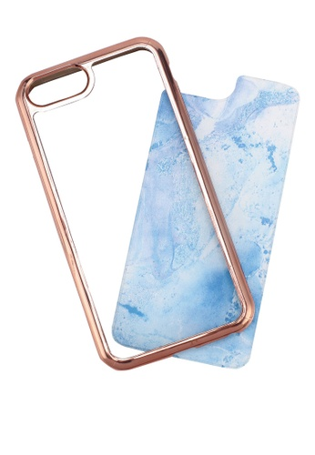 Typo blue The Superior 6,7,8 Plus Case 401DAACC9DB9C9GS_1