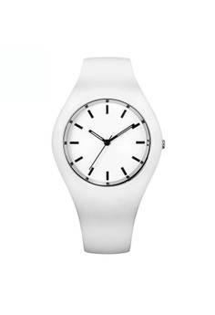 Fashion Candy Silicone Strap Watch ZG521