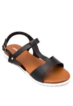 T-Strap Sandals