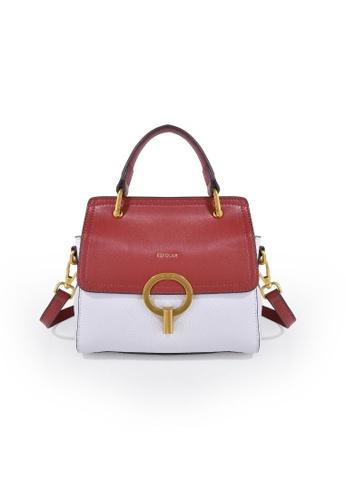 Esfolar red Esfolar Satchel Bag(EA190020) 1304CAC76B6F38GS_1