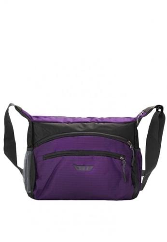 Stylebox purple BOBO SX28015 Messenger/Crossbody Bag F4386AC8213FA8GS_1