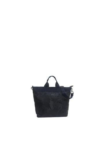 SEMBONIA blue Sembonia Nylon Crossbody Bag F0502ACA1D2173GS_1