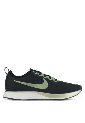 Nike black Men's Nike Dualtone Racer SE Shoes NI126SH0SHGIMY_1