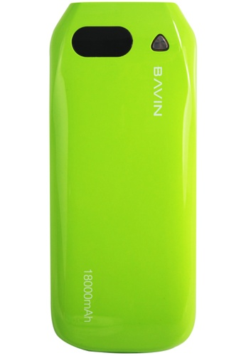 BAVIN green 18000mAh Power Bank 77F73AC59B1087GS_1