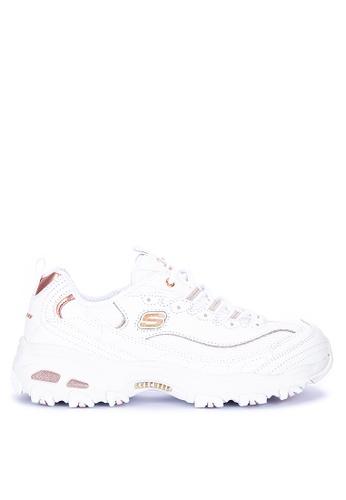 D'Lites Copper Divine Sneakers