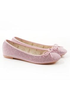 821f61c0 MARCHA BALLERINA Marcha Ballerinas BL Pink Daisy S$ 59.90. Sizes 36 37 38 39