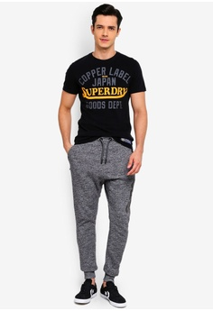 377361eea9 44% OFF Superdry Time Trial Angled Pkt Jogger S  132.90 NOW S  73.90  Available in several sizes