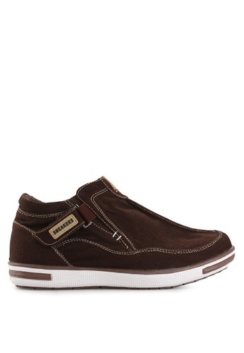 Sneakers Shoes brown Charles Shoes SN532SH06FWRID_1