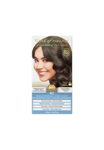 Tints of Nature Tints of Nature Medium Ash Brown Permanent Hair Dye 4C ECFDDBE9D2A2F5GS_1