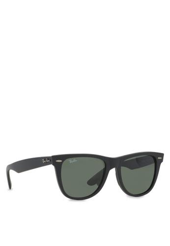 cc63587102fd4 Shop Ray-Ban Original Wayfarer RB2140 Sunglasses Online on ZALORA  Philippines