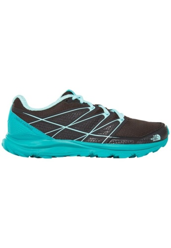 The North Face black The North Face Women Litewave Endurance Black Running  Shoes 94BBBSH6E25E55GS 1 8069e1bc8c