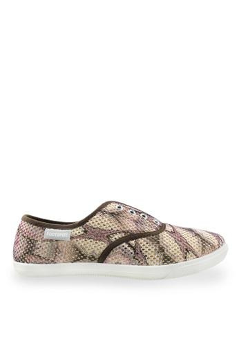 Footspot brown FOOTSPOT - Casual Shoes FO296SH2UVS6HK_1