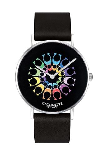 Coach multi Coach Perry Multicolor Women's Watch (14503289) 33ADCACC4F1294GS_1