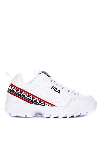 2ce39242 Disruptor II Logo Tape Sneakers