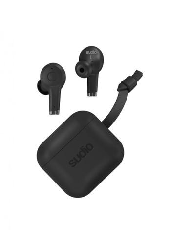 Sudio AB black Sudio ETT True Wireless Earphones 63BD7ES3E189F2GS_1