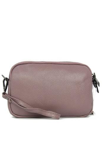 HAPPY FRIDAYS Stylish Cow Leather Crossbody Bags JN1017 57DDBAC85255ABGS_1