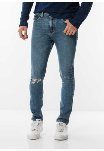 Levi's blue Levi's 510 Skinny Jeans D5EA8AAB268D60GS_1