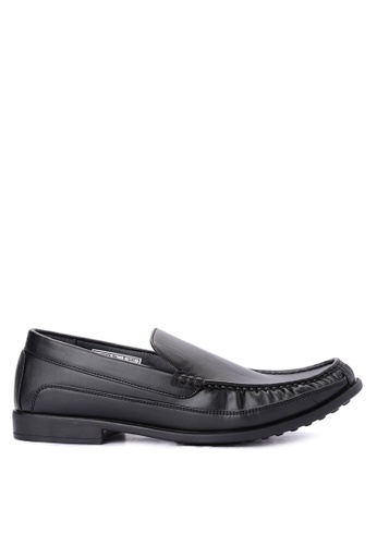 H2Ocean black Qwannell Loafers & Moccasins H2527SH12MMPPH_1