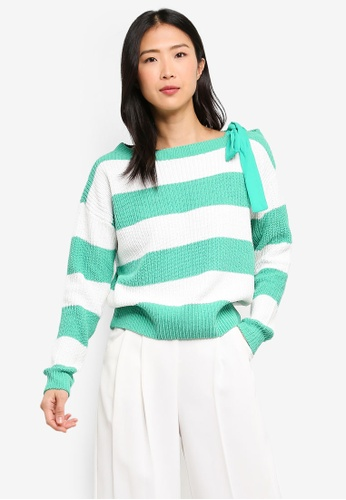 ded11e158d4a17 Buy Vero Moda Spring Sibbo LS Bow Blouse Online on ZALORA Singapore