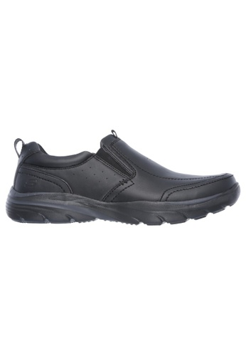 Skechers black Skechers Men USA - 65243BLK A81C5SH6A5F2A4GS_1