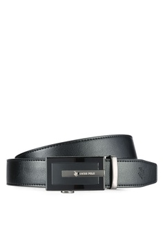 35mm Automatic Leather Belt