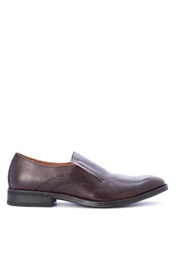 Gibi brown Yum Dress Shoes D9688SH4A34D20GS_1
