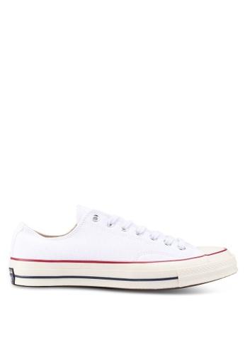 Converse white Chuck Taylor All Star 70 Core Ox Sneakers 5C210SH9E520CEGS_1