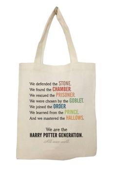 HP Generation Tote Bag