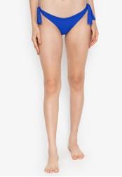 Women'Secret blue Bikini Brief With Bows 21003USF3C4F47GS_1