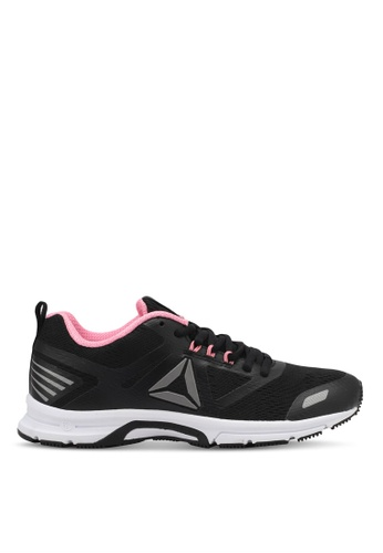 Reebok black Ahary Runner Shoes RE691SH0SWXWMY_1