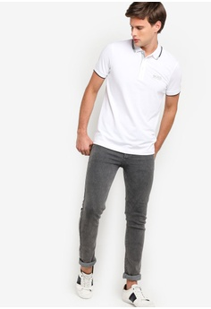 94a90557c37 20% OFF BOSS Paddy Pro Polo Shirt - Boss Athleisure S$ 199.00 NOW S$ 158.90  Sizes S M L XL XXL