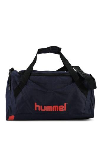 Hummel blue Action Sports Bag S EC8FFAC3A6F887GS_1