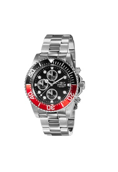 174b3ae2e7b04f INVICTA silver Pro Diver Men 43mm Stainless Steel Stainless Steel Dial  VD55B Quartz 1770 5CAF7ACF19580EGS_1