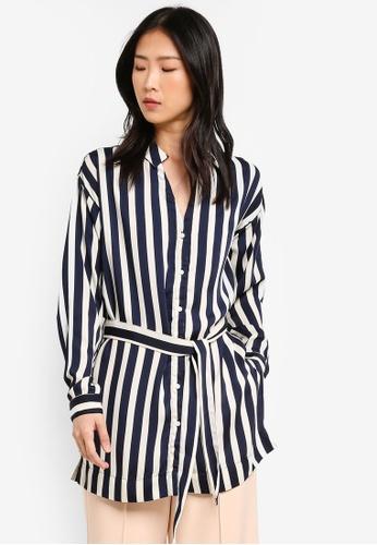 36e86765248dae Buy Vero Moda Stinna Long Shirt Online on ZALORA Singapore