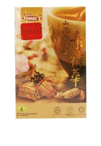Andes Haven 【丰美氏 Fomec's】野山泡参虫草素精华 Essence of Cordyceps with American Ginseng - 6 bottles x 70ml 4B691ES8F18467GS_1