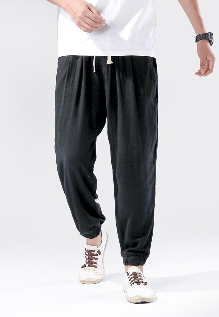 hk Loos ehunter Casual Pants black Men's wFZ4W1tqw