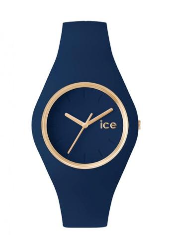 Ice-Watch blue Ice-Watch ICE glam forest - Twilight (Medium) 1C9B3AC313BBA4GS_1