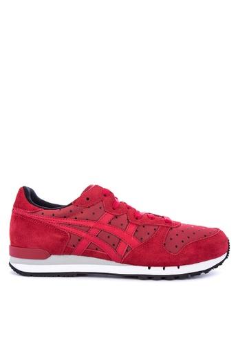 Onitsuka Tiger red Alvarado Sneakers 0CF00SH4B5C61CGS_1