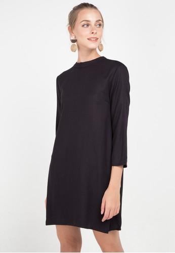 Bitsey Dress - Black - AMUSE 852483908f