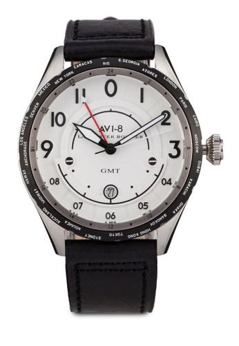 Lancaster Bombesprit salon hker 皮革手錶, 錶類, 飾品配件