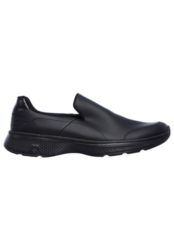 Skechers black Skechers Men GOWALK 4 - 54163BBK 830FDSH78576C8GS_1
