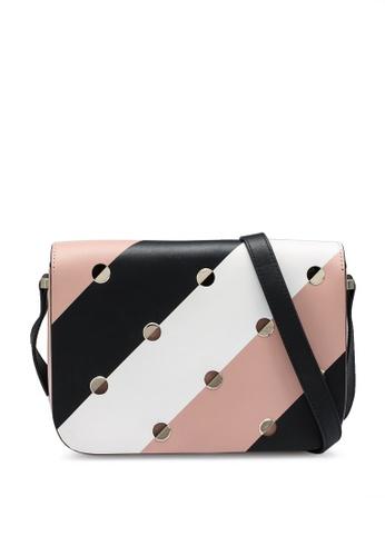 kate spade new york multi Medium Flap Shoulder Bag (cv) 7C6B1AC451E753GS_1