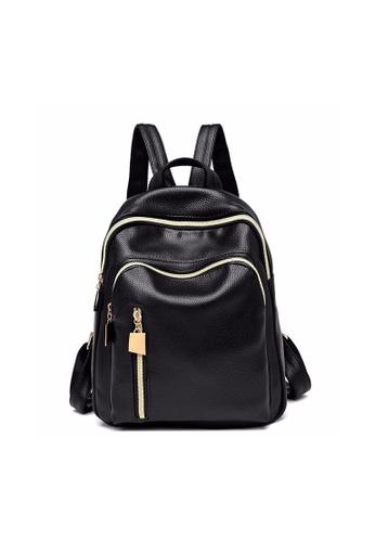 Lara black Women's Fashionable Backpack AEAA0AC6304BA8GS_1