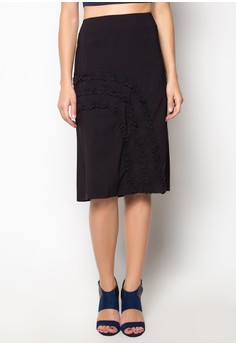 Fresa Plus Size Skirt