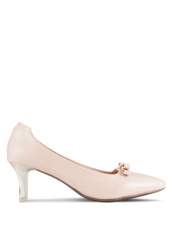 Alfio Raldo pink Pointed Toe Heels AL803SH0R9P5MY_1