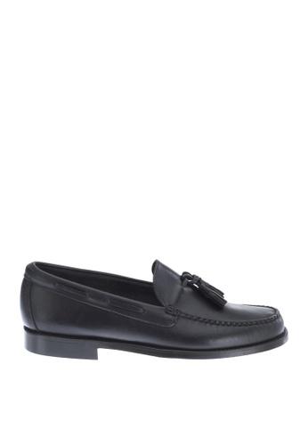 Sebago black Heritage Tassel Dress Casual Shoes SE328SH65QDUPH_1