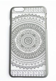 Sundala Hard Transparent Case for iPhone 6 plus, 6s plus