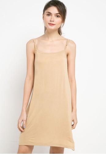 Anne Wintours beige Dress Sleepwear Sexy 5E528AA4E17031GS_1