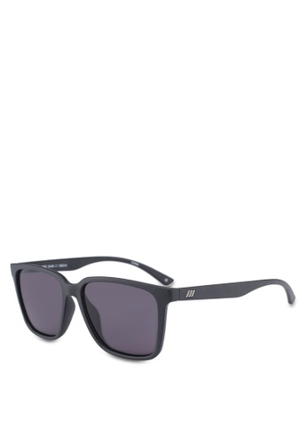 Le Specs black Fair Game Sunglasses F3C44GLBB053AEGS_1